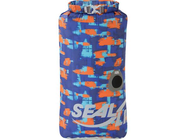 SealLine Blocker Purge Sac étanche Kit, Large, blue camo